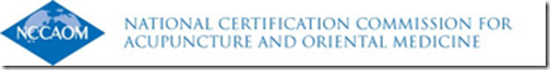 National Certification Commission For Acupuncture And Oriental Medicine - hormone imbalance treatment in charlotte