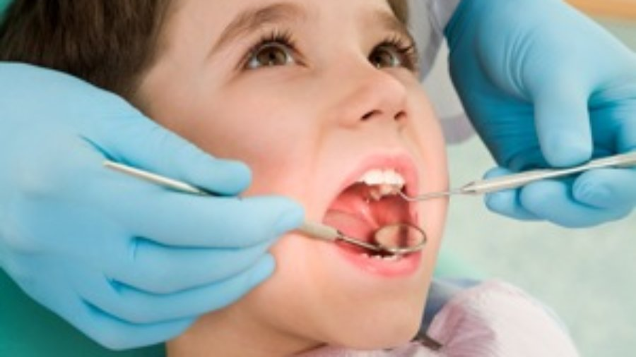 Child At The Dentist - charlotte functional wellness