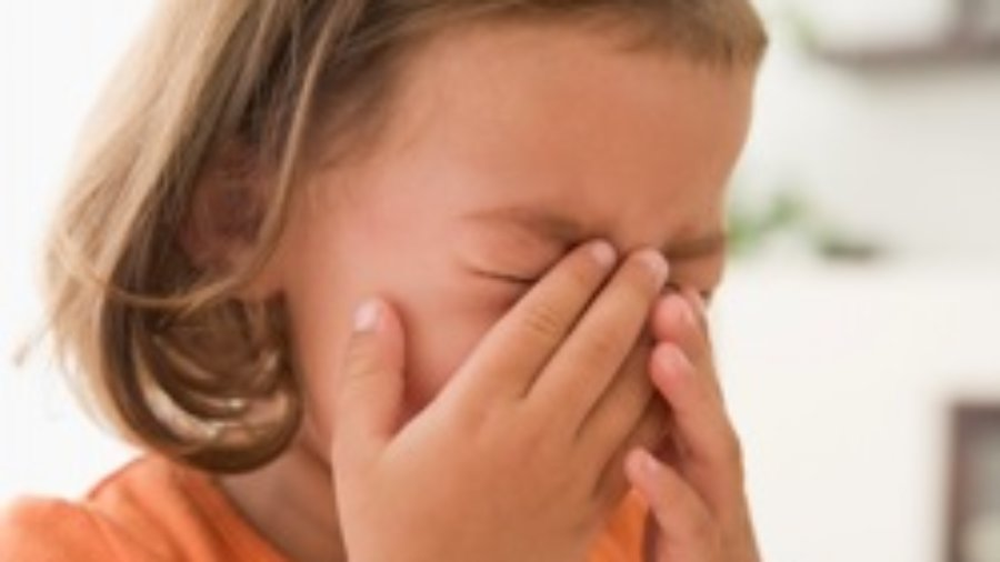 Crying Child - hormone imbalance treatment in charlotte