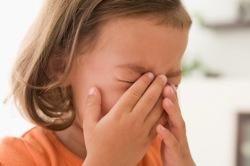 Crying Child -
