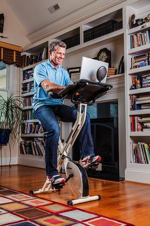 Man Exercising - charlotte hormone imbalance treatment