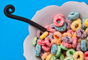 Cereal - charlotte diabetes testing