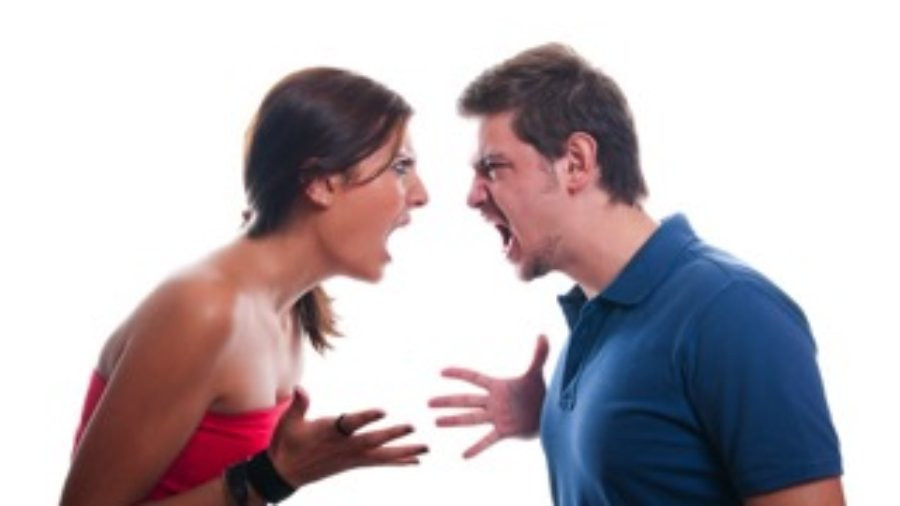 Arguing Couple - charlotte hormone imbalance treatment