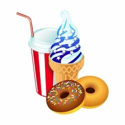 Sugary Food - charlotte diabetes testing