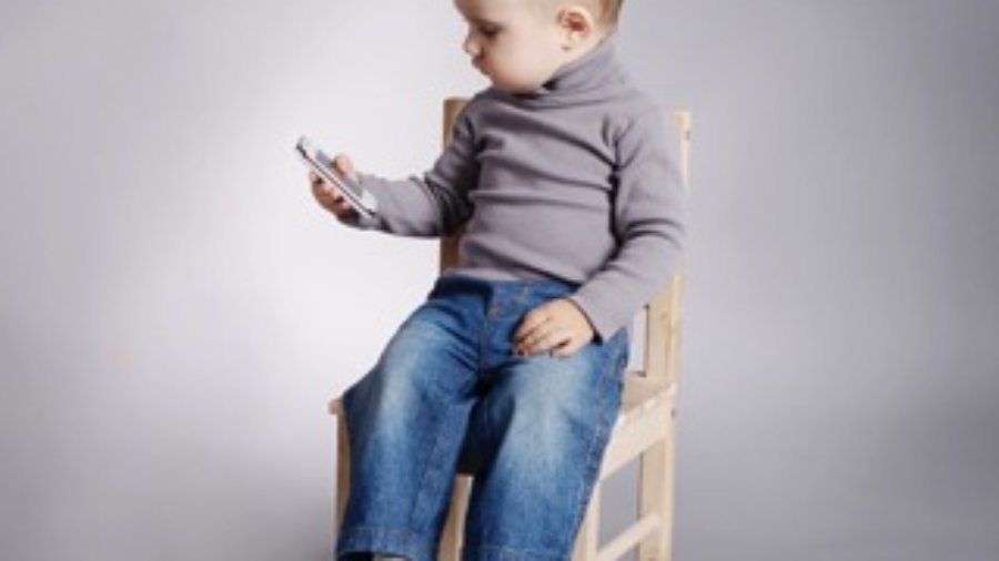Child Sitting In Chair - charlotte food sensitivity testing