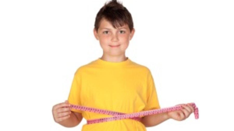 Child Measuring Stomach - charlotte weight loss programs