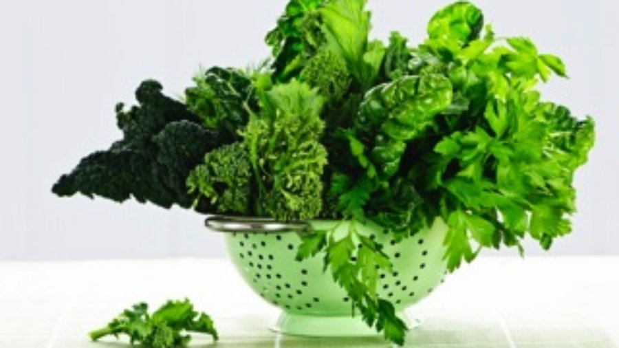 Worried about losing your memory? Eat your greens