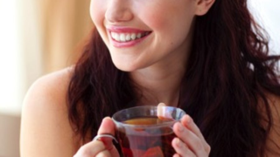 Woman Drinking Tea - charlotte hormone imbalance treatment