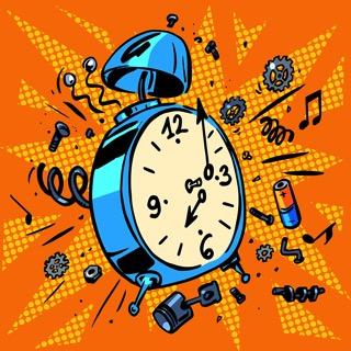 Broken Clock - charlotte hormone imbalance treatment