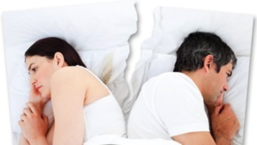 Sleepy Couple - charlotte erectile disfunction treatment