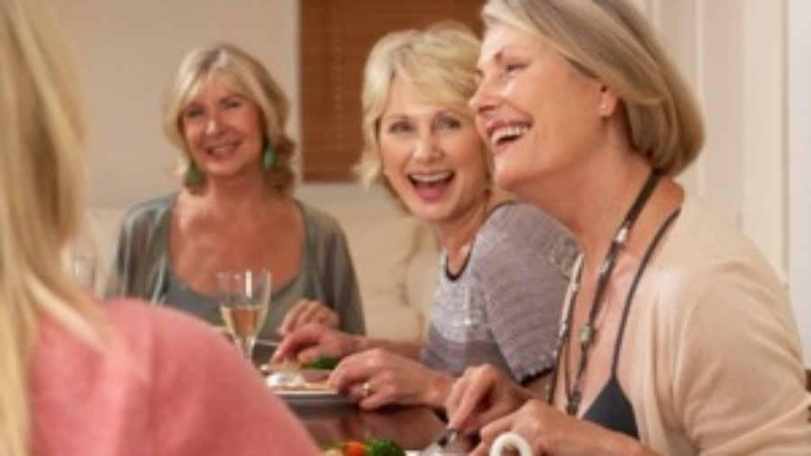 Women Socializing - crohn's disease treatment in charlotte
