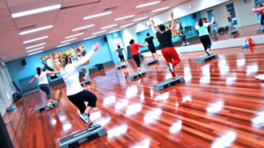 People Exercising - charlotte weight loss programs