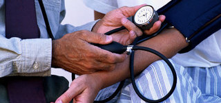 Having low blood pressure also carries health risks