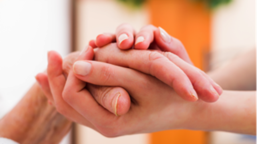 Holding Hands - crohn's disease treatment in charlotte