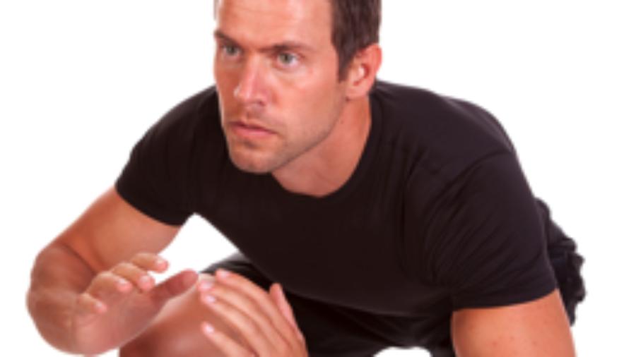 Man Training - autoimmune disorder treatment in charlotte