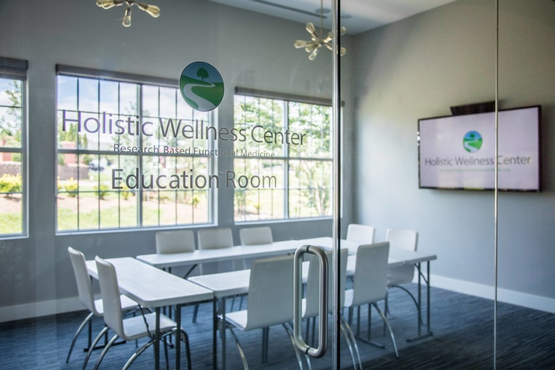 Holistic Wellness Center Education Room - charlotte hormone imbalance treatment