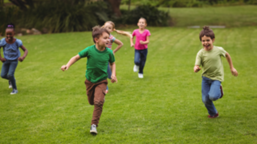 Childhood depression rates soar as recess drops