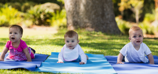 Crawling is important for childhood brain development