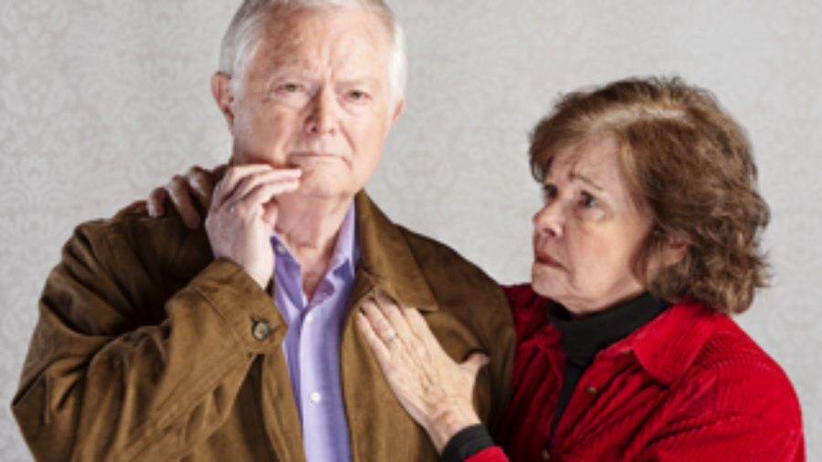 Elderly Couple - erectile dysfunction treatment in charlotte