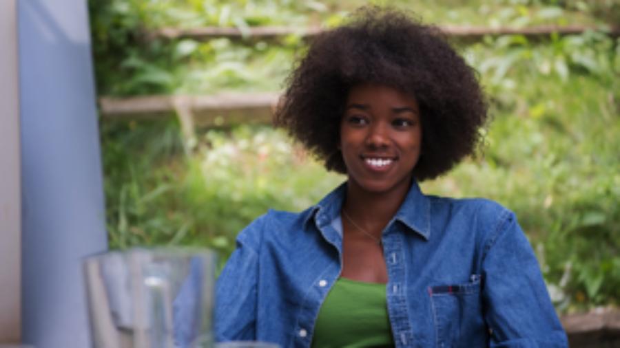 Smiling Woman - charlotte autoimmune treatment