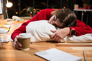 Tired Woman - charlotte autoimmune treatment
