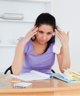 Frustrated Woman - crohn's disease treatment in charlotte
