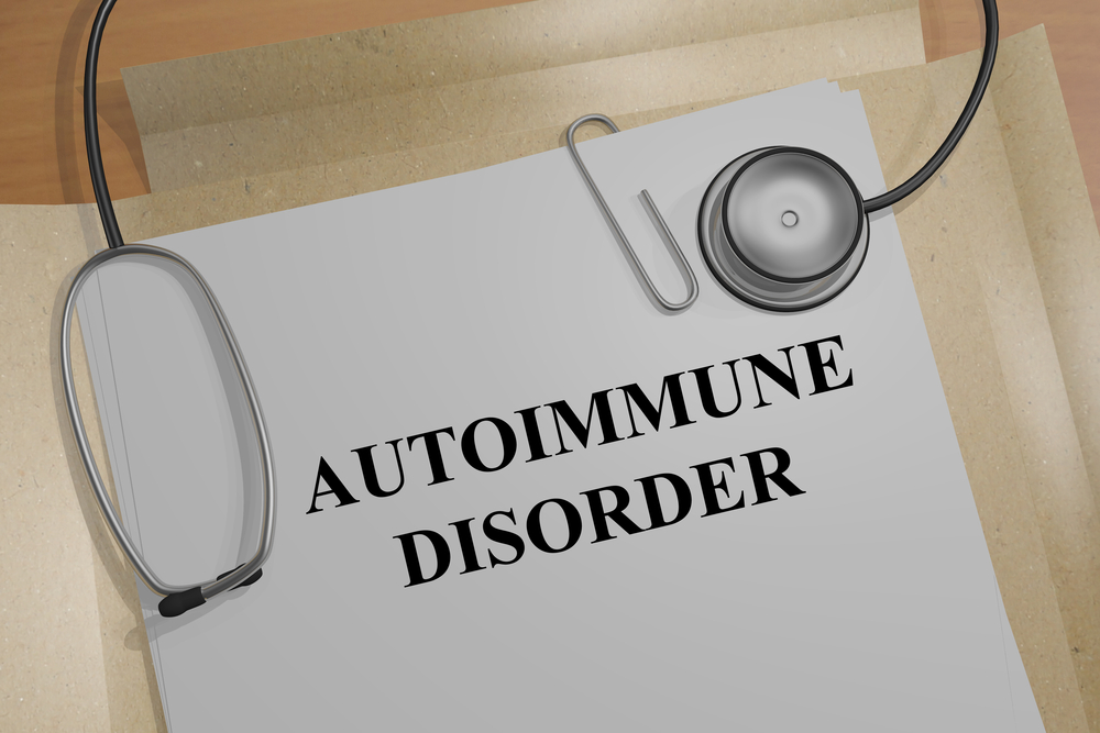 Autoimmune disorder related to mold